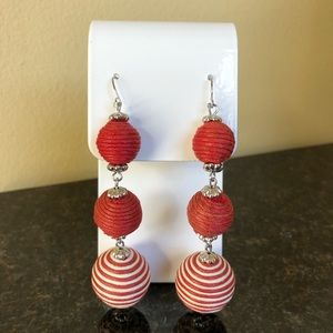 Jewelry - Ball Drop Earrings